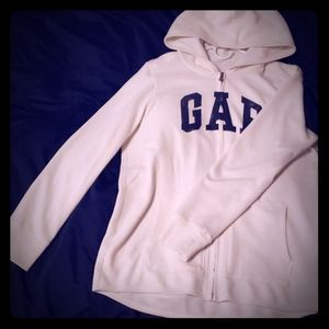 GAP Zip-up Hoodie L